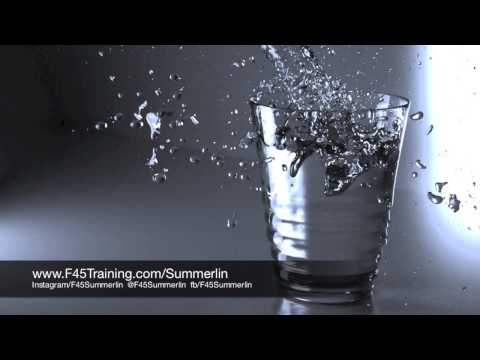 The Importance of Drinking Water - F45 Summerlin Healthy Lifestyle Tips