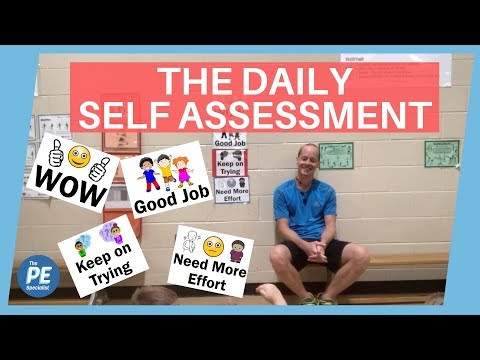 Daily Student Self Assessment