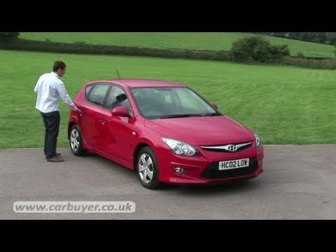 Hyundai i30 hatchback 2007 2011 review CarBuyer