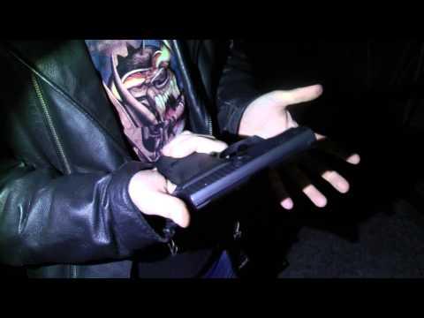 травматический пистолет ГРОЗА 01 Russian Traumatic Gun GROZA 01