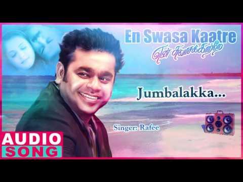 Jumbalakka Full Song | En Swasa Kaatre Tamil Movie Songs | Arvind Swamy | Isha Koppikar | AR Rahman