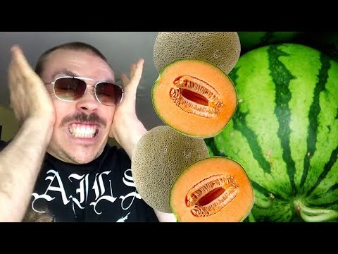 I'M NOT A MELON!!! - You frigs better cut it out with the melon memes, or else there'll be hell to pay.
