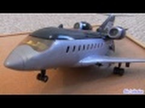 Cars 2 Siddeley Spy Jet Plane Transporter Playset Pixar Siddley Disney Airplane toy Review