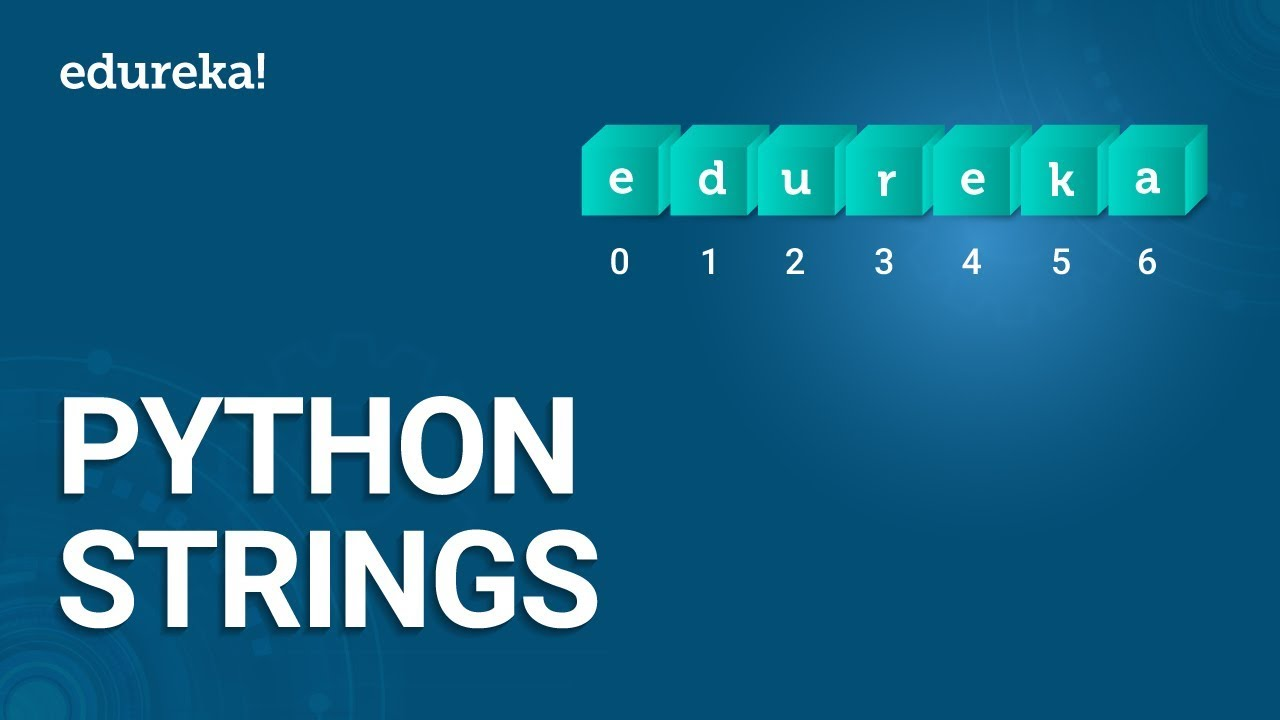 Python Strings Tutorial - How To Use Strings In Python