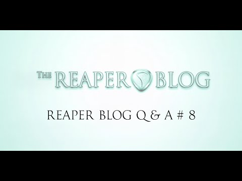 REAPER Blog Q & A # 8 | export mp3; print multichannel VSTi; disable all plugins