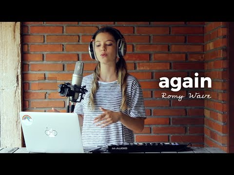 Again - Noah Cyrus feat XXXTENTACION | Romy Wave LOOP cover