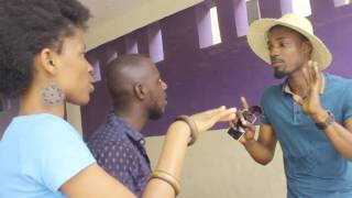 COMEDY SKIT - STRAIGHT GAY