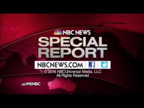 NBC News Special Report Theme 2016