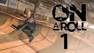 INLINE SKATING GAME? ON A ROLL GAMEPLAY 1