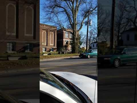 Versailles High/Woodford Middle School Demolition Part 1 - 16 Dec 2017