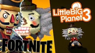 LittleBIGPlanet 3 - Fortnite Costume Giveaway 7.0 [AWSOMEFACE321] - Playstation 4