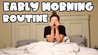 My Early Morning Routine as a Teacher