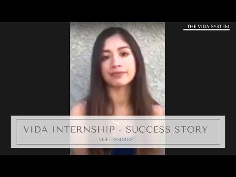 Meet Andrea a Vida Intern