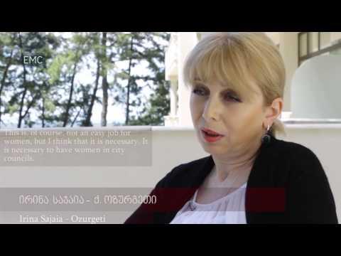 Female Political Participation (Subtitles)