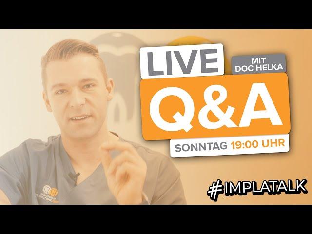 Live Q&A mit Doc Helka