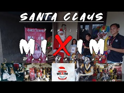 SANTA CLAUS DI MANADO || SANTA CLAUS MIXIM COMMUNITY (2k19)
