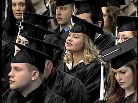 ESU Undergraduate Commencement 2004   Noah Samara