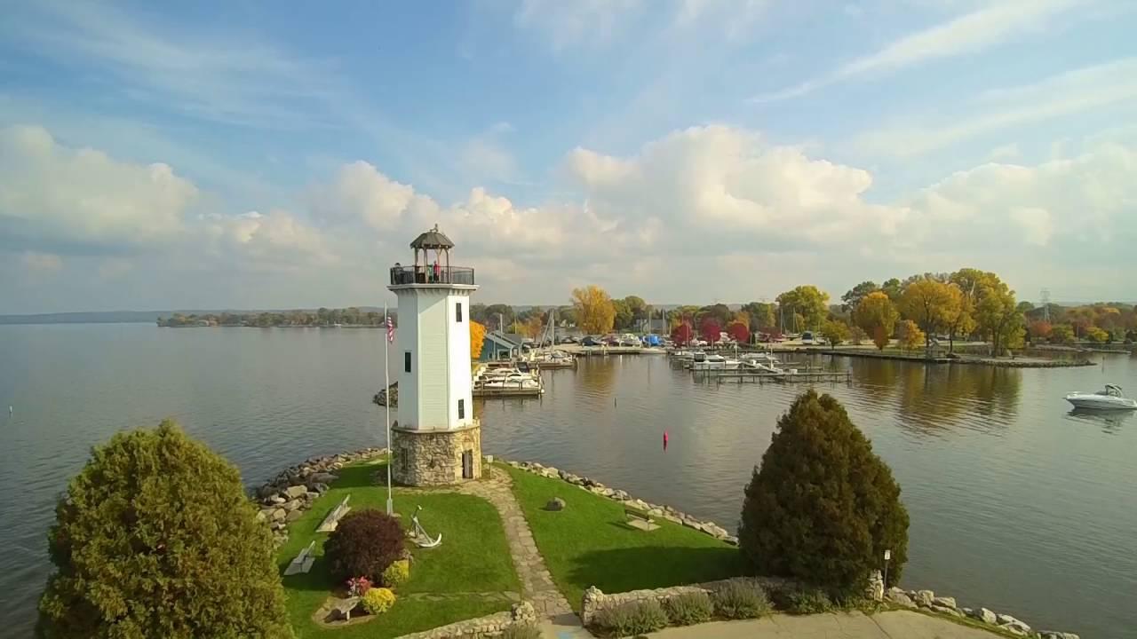Fond Du Lac Wi >> Fall Colors Of Lakeside Park Fond Du Lac Wi