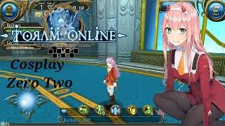 Toram Online - Zero Two Cosplay