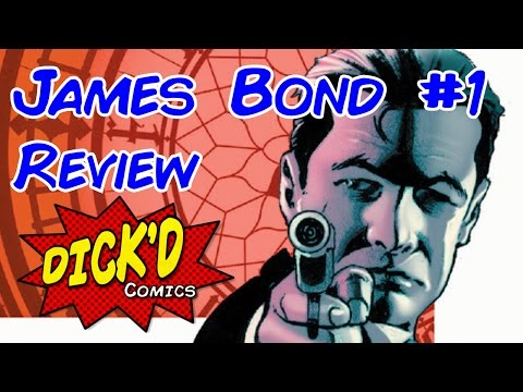 James Bond Black Box #1 Comic Review