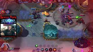 Heroes of the Storm: Quick Matching Kharazim (9/17/2017)