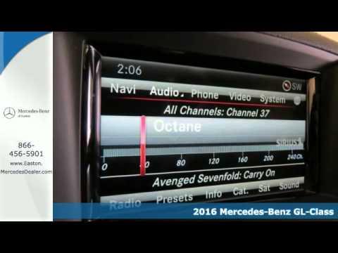 New 2016 mercedes benz gl class columbus oh mercedes benz for Mercedes benz dealer columbus ohio