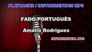 ♬ Playback / Instrumental Mp3 - FADO PORTUGUÊS  - Amália Rodrigues