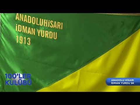 100LER Kulübü Anadolu Hisarı İdman Yurdu