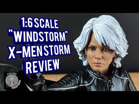 FigureMasters 1//6 Scale Windstorm action figure