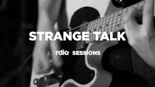 "Strange Talk - ""Cast Away"" [Rdio Session Teaser]"