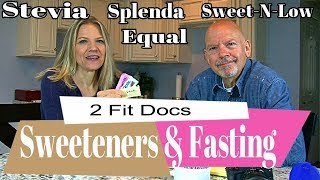Sweeteners in Coffee & Intermittent Fasting...We Ran The Tests!