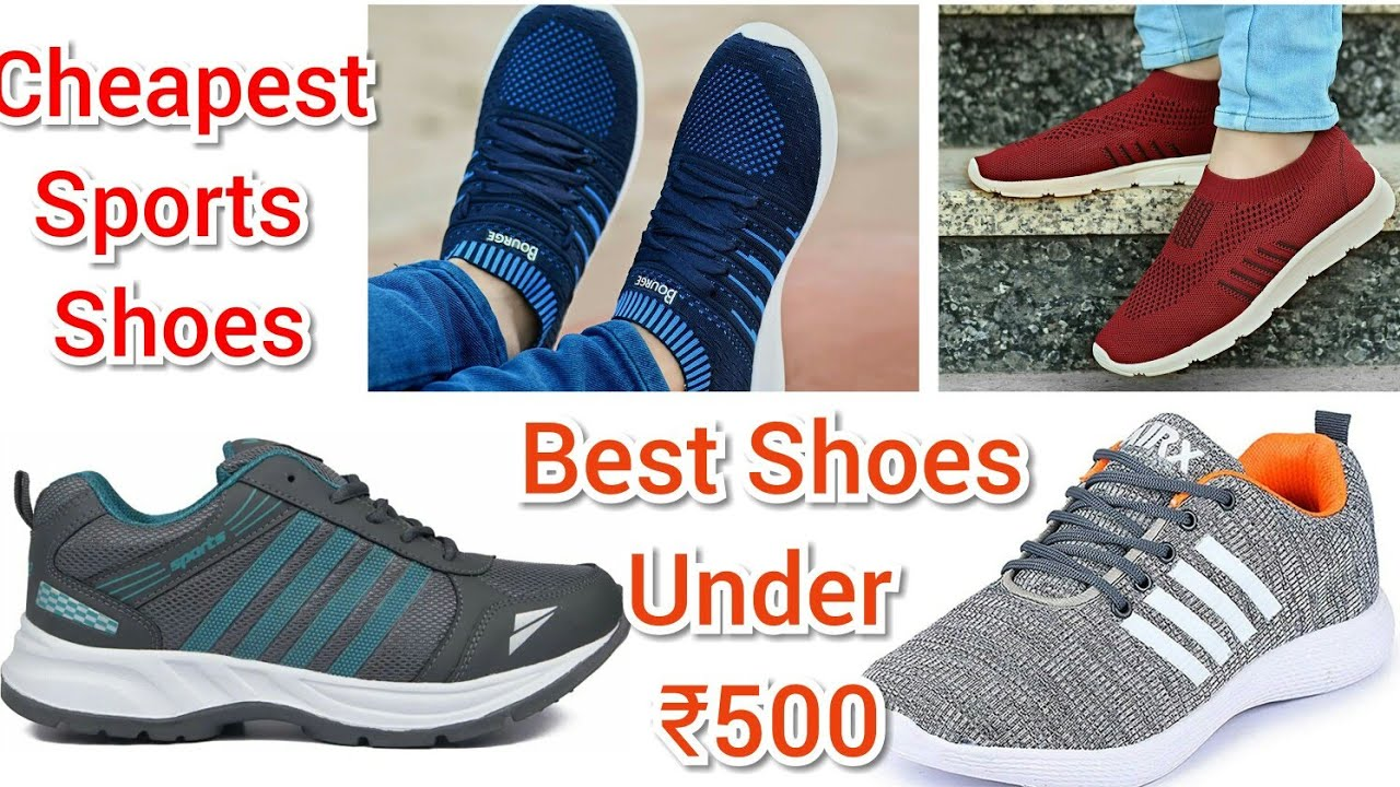 Sports Shoes in Cheap Rates