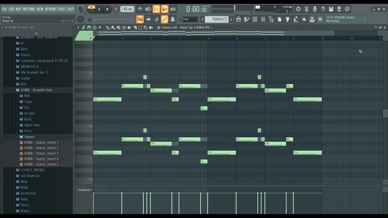 "How to make an Epic Trap Beat Fl Studio ""DETERMINED"" Fruity Loops Fl Studio 20 Tutorial"