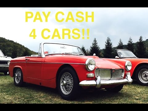 Debt Free Cars... Always Pay Cash.