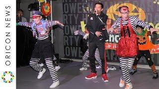 Zeebraとブレイクダンサーコラボ キットカット ハロウィンダンスパーティ2017 thumbnail