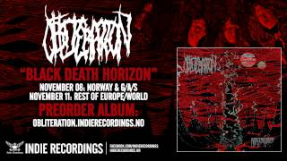 OBLITERATION - Goat Skull Crown (Official)