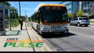 another drt pulse 2013 new flyer xd40 xcelsior 8614   900 pulse eb