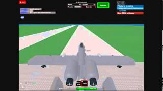 ROBLOX air force advanced training join group soon