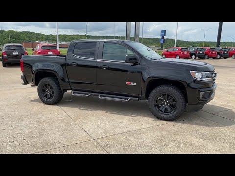 2021 Chevrolet Colorado Tulsa, Broken Arrow, Bixby, Claremore, Owasso, OK RT5125