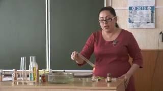 Химия. 7 класс. Признаки химических реакций.