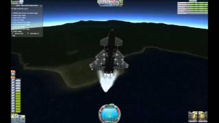 carina b9 aerospace ssto heavy cargo shuttle ksp 0 20 2