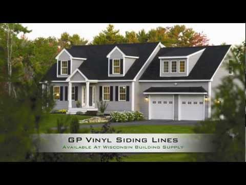 Gp Vinyl Siding Wbs Featured Product Youtube