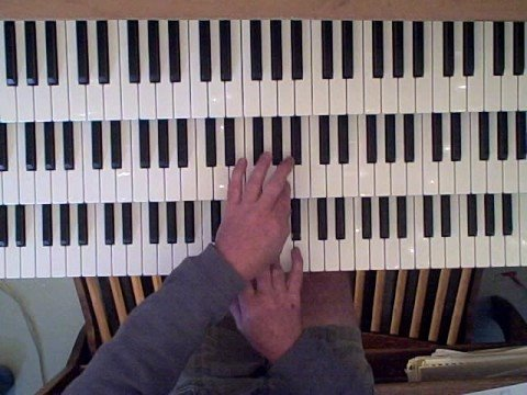 Bach Toccata D Minor