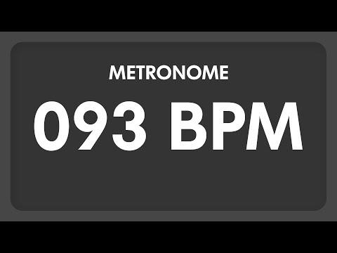 93 BPM - Metronome