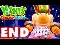 Yoshi's Crafted World - Gameplay Walkthrough Part 19 - Final Boss! Ending!