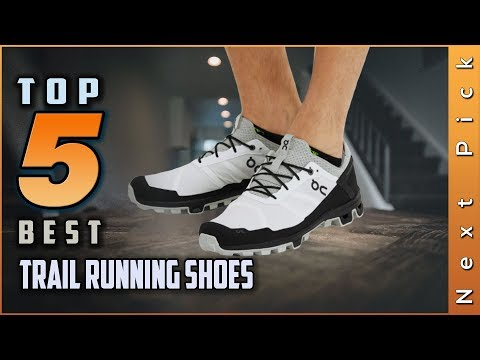 Top 5 Best Trail Running Shoes Review in 2020