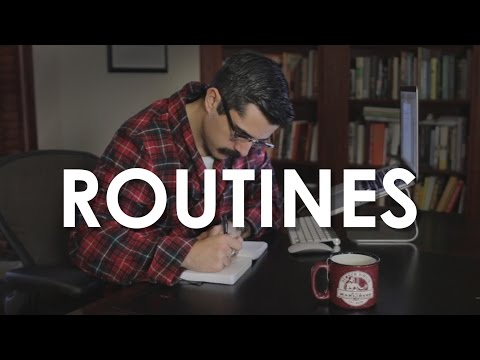 The Power of Morning & Evening Routines | The Art of Manliness