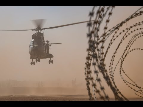 Au Mali, les hélicoptères au combat  (#JDEF)