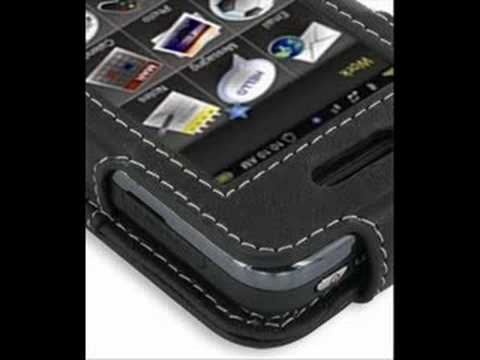 PDair Leather Case for Samsung Instinct SPH-M800 - Sleeve