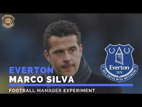 Marco Silva Everton Manager | Football Manager Experiment